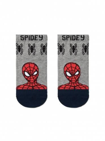 Носки детские ⭐️ Короткие носки с рисунками Человек-паук ©MARVEL ⭐️