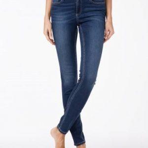 Джинсы женские моделирующие ⭐️ Моделирующие джинсы Skinny со средней посадкой 4640/4915D ⭐️