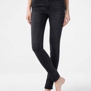 Брюки джинсовые ⭐️ Моделирующие eco-friendly джинсы skinny со средней посадкой CON-150 ⭐️