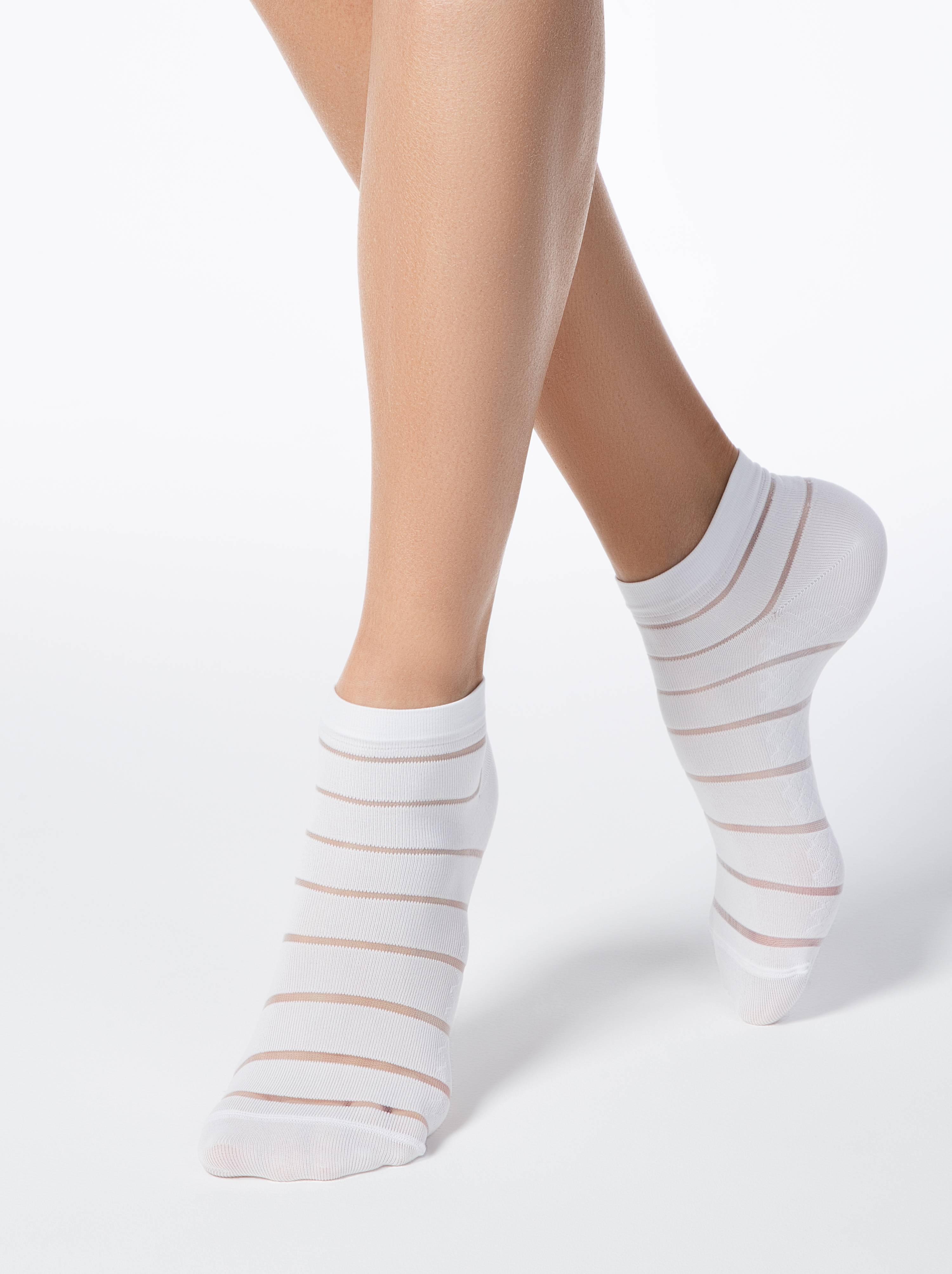 Носки полиамидные женские ⭐️ Короткие носки FANTASY ⭐️