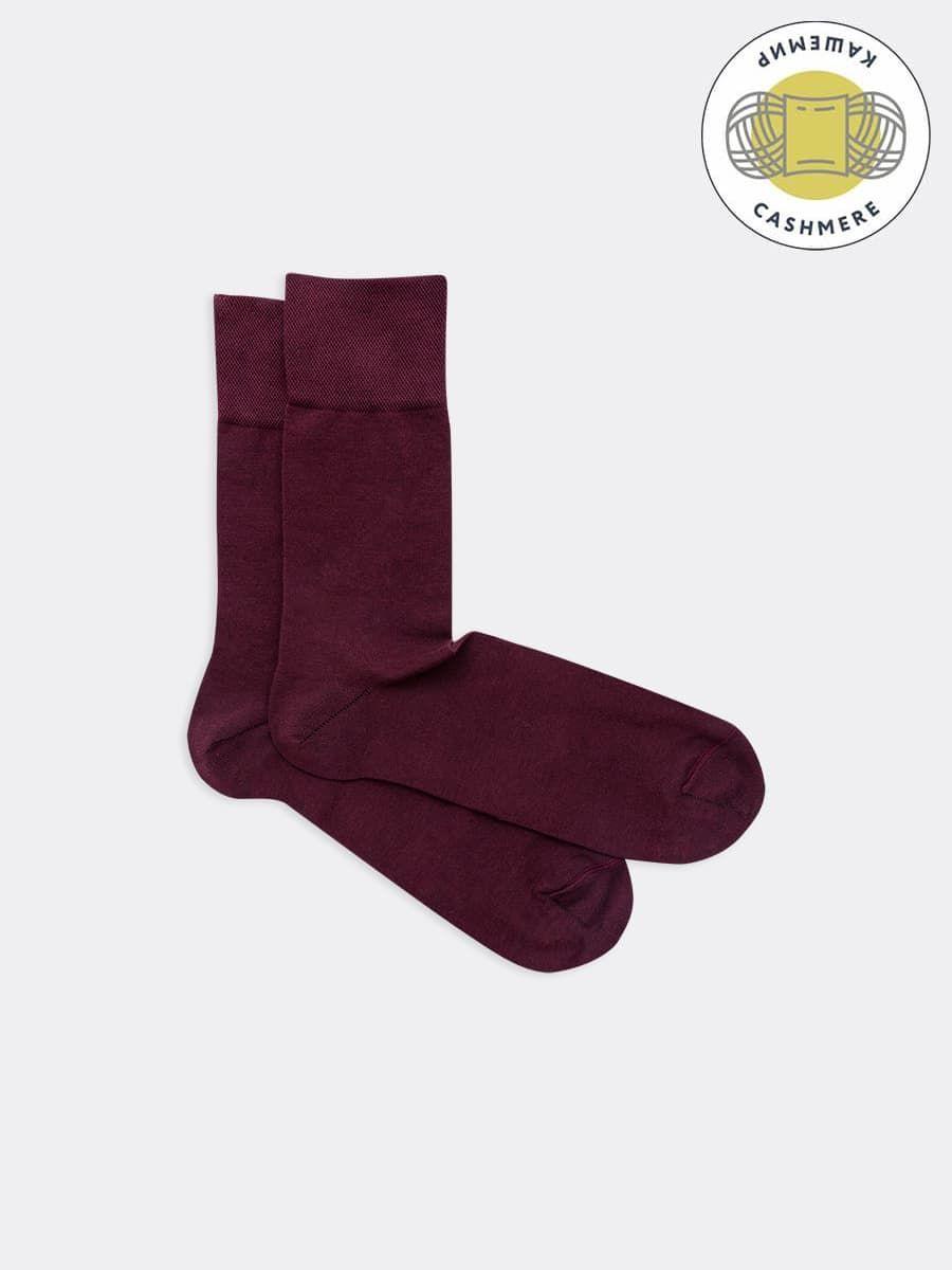 Классические носки с кашемиром Mark Formelle
