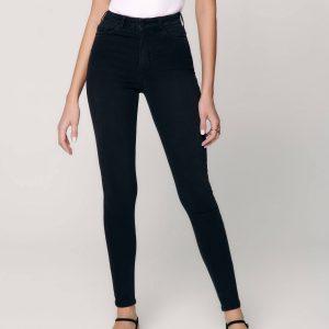 Брюки джинсовые ⭐️ Моделирующие джинсы skinny CON-355 с высокой посадкой и эффектом «вторая кожа» ⭐️