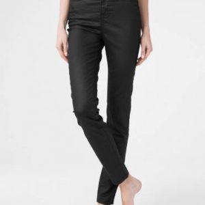 Брюки джинсовые ⭐️ Джинсы skinny Premium coated c высокой посадкой CON-172B ⭐️