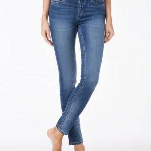 Джинсы женские классические ⭐️ Классические джинсы Skinny со средней посадкой 756/4909М ⭐️