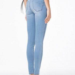 Джинсы женские моделирующие ⭐️ Моделирующие джинсы PUSH UP с высокой посадкой CON-42 ⭐️