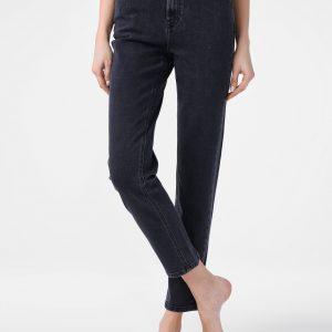 Брюки джинсовые ⭐️ Eco-friendly джинсы Relaxed Mom с высокой посадкой CON-137B ⭐️