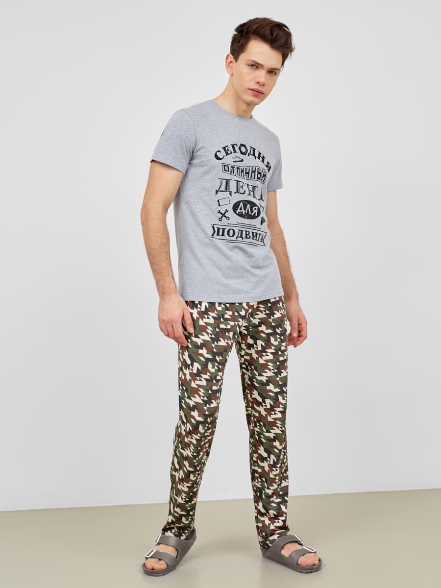 Комплект из футболки и брюк Mark Formelle