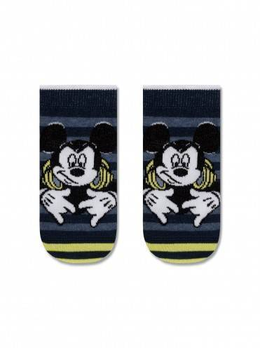 Носки детские ⭐️ Короткие носки с рисунками Микки Маус ©Disney Lycra® ⭐️