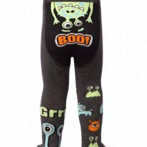 Колготки детские ⭐️ Колготки детские TIP-TOP (веселые ножки) темно-серый ⭐️
