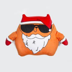 «Дерзкий кот в очках» (мягкая игрушка) Mark Formelle