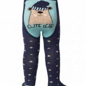Колготки детские ⭐️ Колготки детские TIP-TOP (веселые ножки) темно-синий 478 ⭐️
