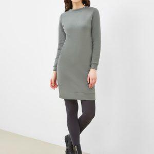 Однотонное миди-платье Mark Formelle