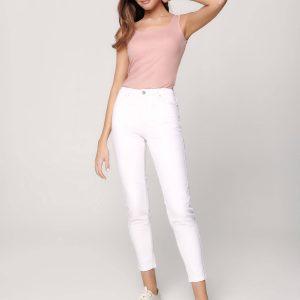 Брюки джинсовые ⭐️ Джинсы Mom Fit CON-306 с высокой посадкой ⭐️