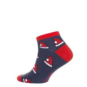 Носки мужские ⭐️ Короткие новогодние носки ⭐️
