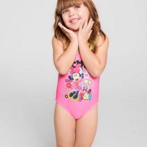 Купальник детский ⭐️ Слитный неоновый купальник PINKIE ICON ©Disney ⭐️