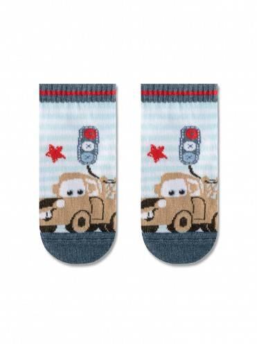 Носки детские ⭐️ Короткие носки с рисунками Тачки ©Disney Lycra® ⭐️