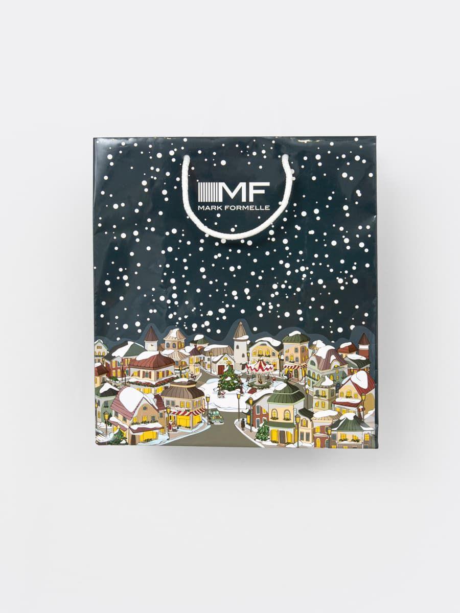 """Подарочный пакет """"Новогодний городок"""" Mark Formelle"""