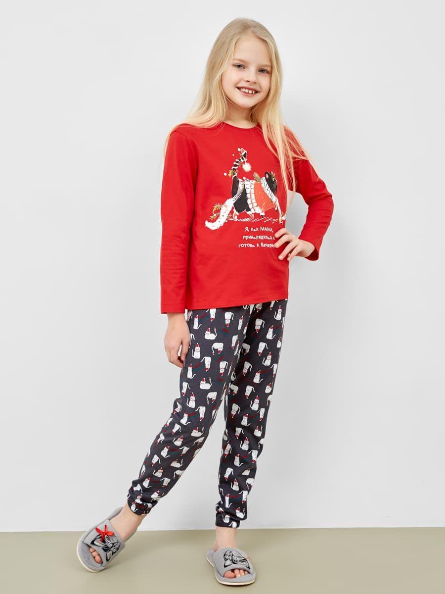 Новогодняя пижама для девочки Mark Formelle