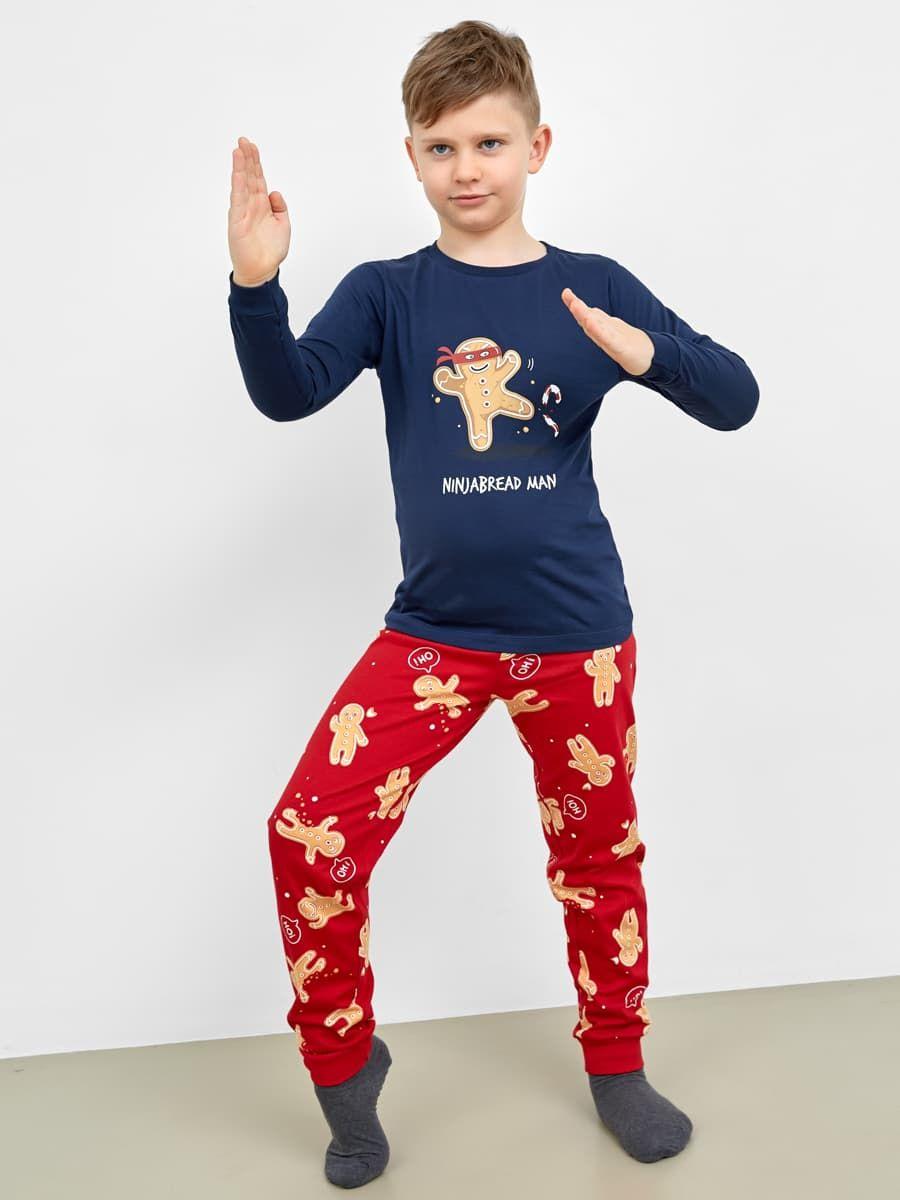 Новогодняя пижама для мальчика Mark Formelle