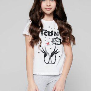 Джемпер дев. ⭐️ Хлопковая футболка с коротким рукавом ©Disney DD 2009 ⭐️