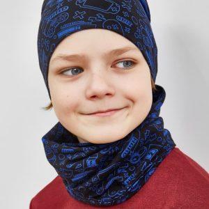 Двойная детская шапка Mark Formelle