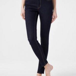 Брюки джинсовые ⭐️ Ультракомфорные eco-friendly джинсы skinny со средней посадкой CON-183 ⭐️