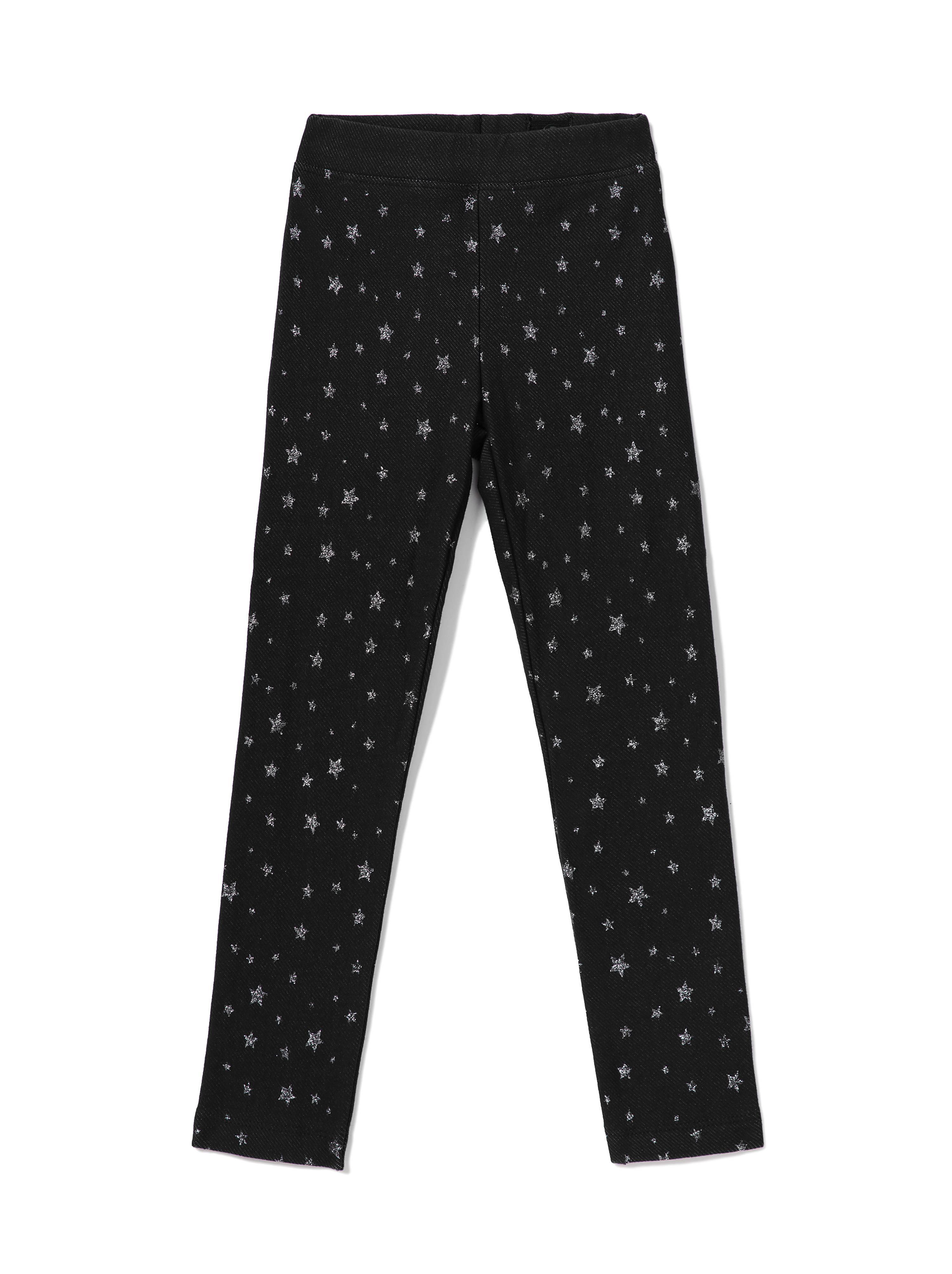 Леггинсы для девочек ⭐️ Ультрамодные джеггинсы с термоэффектом STAR WAY ⭐️