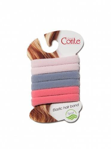 Резинка для волос ⭐️ Плотные резинки для волос  SPORT (6 шт.) ⭐️