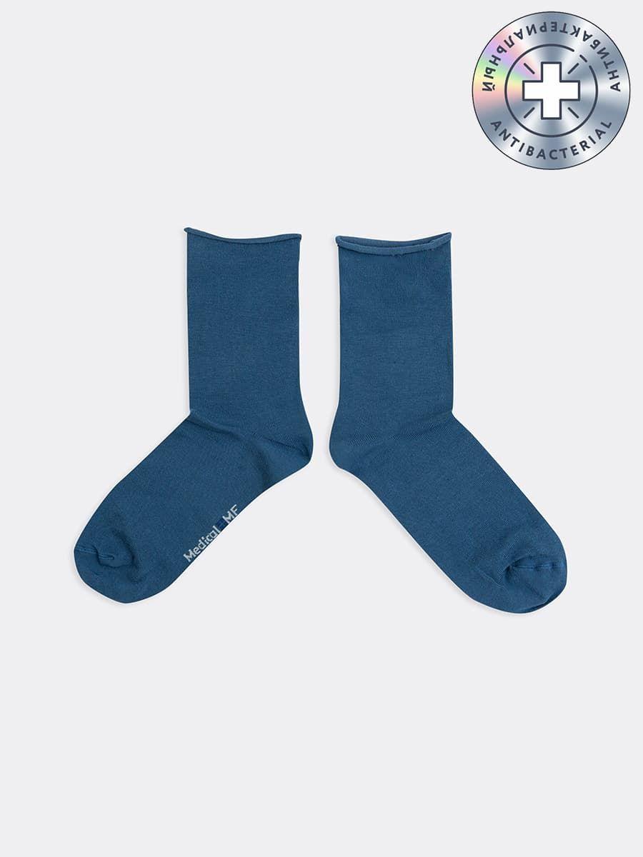 Антибактериальные носки без резинки Mark Formelle