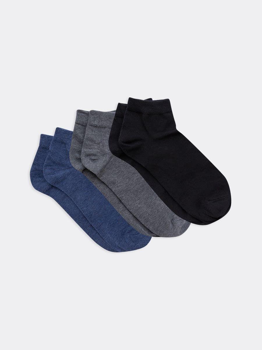 Мультипак укороченных носков (3 пары) Mark Formelle