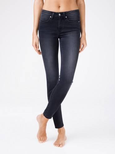 """Джинсы женские классические ⭐️ Моделирующие джинсы из премиального денима """"Velvet Touch"""" CON-97 Lycra® ⭐️"""