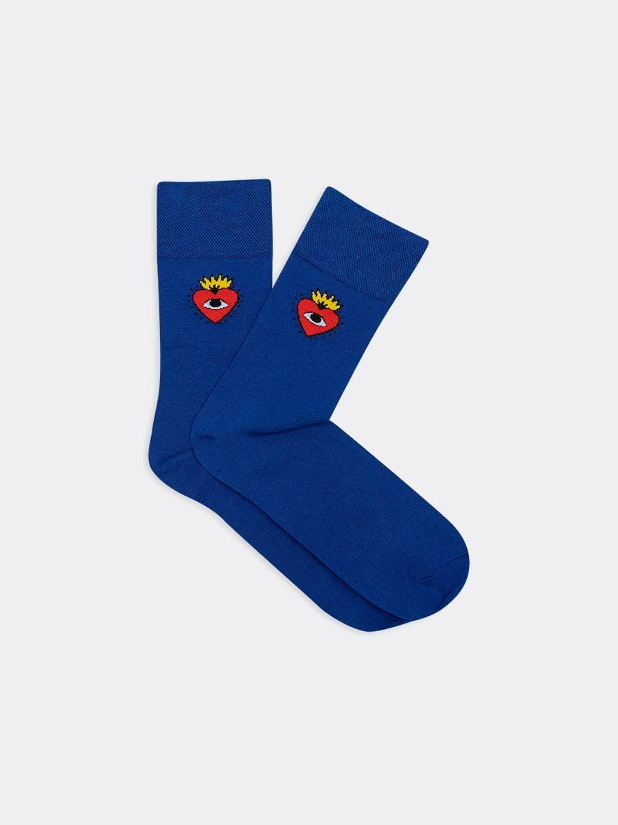 Высокие мужские носки Mark Formelle