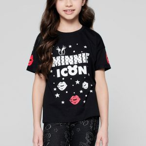 Джемпер дев. ⭐️ Хлопковая футболка с коротким рукавом ©Disney DD 2007 ⭐️