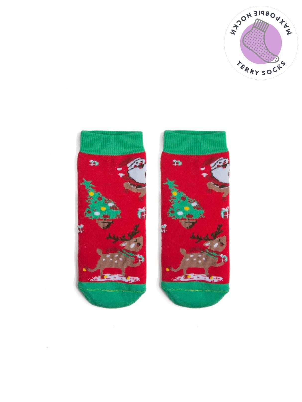 Махровые детские носки Mark Formelle