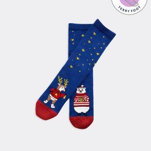 Зимние носки с махровой стопой Mark Formelle