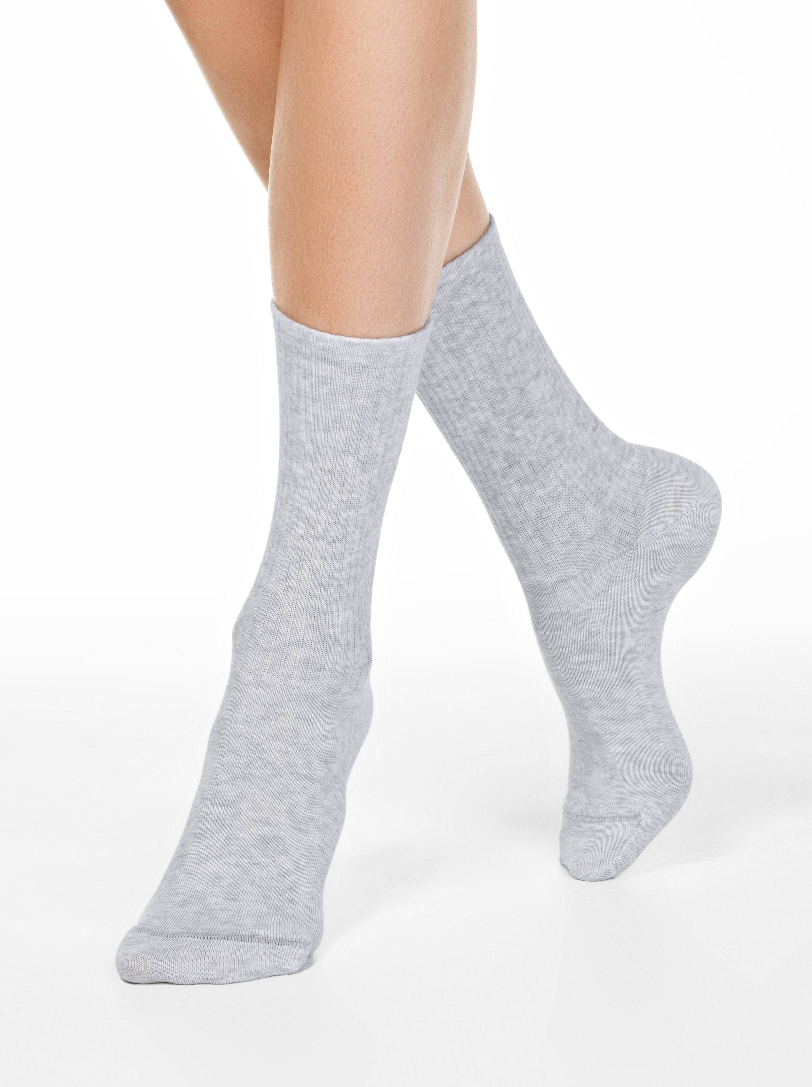 Носки женские ⭐️ Женские удлиненные хлопковые носки ACTIVE ⭐️