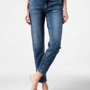 Брюки джинсовые ⭐️ Джинсы Mom Fit особой варки CON-281 ⭐️