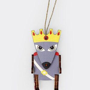 Деревянная игрушка в виде Крысиного короля Mark Formelle