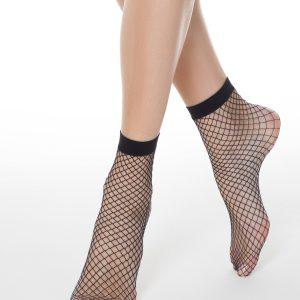 Носки женские ⭐️ Носки в крупную сетку RETTE SOCKS-MAX ⭐️
