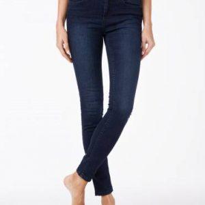 Джинсы женские моделирующие ⭐️ Моделирующие джинсы Skinny со средней посадкой 623-100D ⭐️