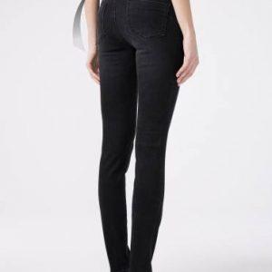 Брюки джинсовые ⭐️ Моделирующие eco-friendly джинсы skinny push-up с высокой посадкой CON-148 ⭐️