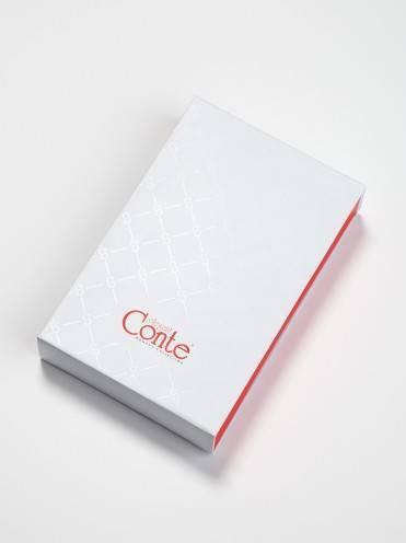 Упаковка ⭐️ Плотная подарочная коробка на магните с логотипом Conte Elegant ⭐️