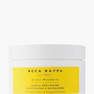 Масло для тела Acca Kappa Green Mandarin 200 мл