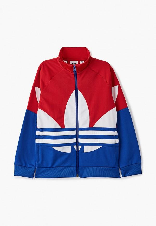 Олимпийка adidas Originals BIG TREFOIL TT