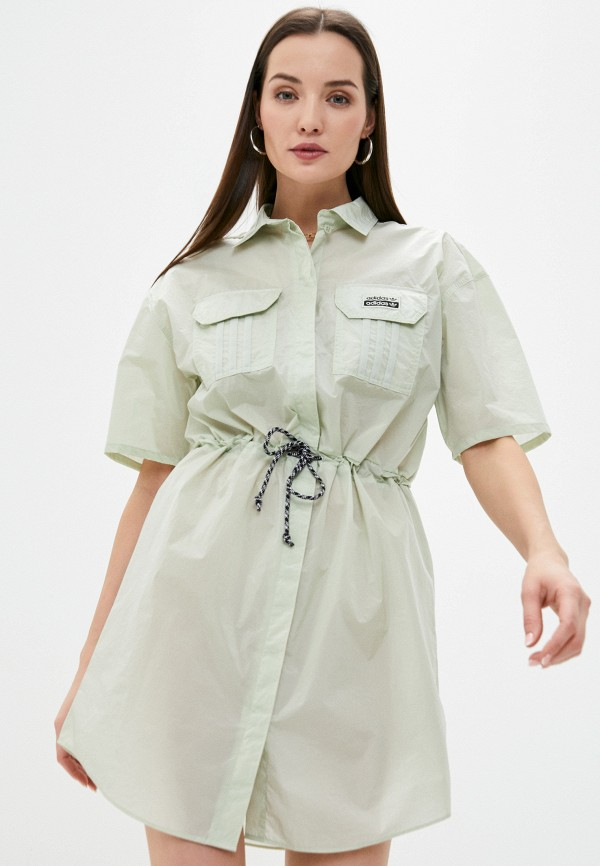 Платье adidas Originals SHIRT DRESS