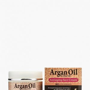 Крем для лица Argan Oil Антивозрастной с маслом арганы и экстрактом граната