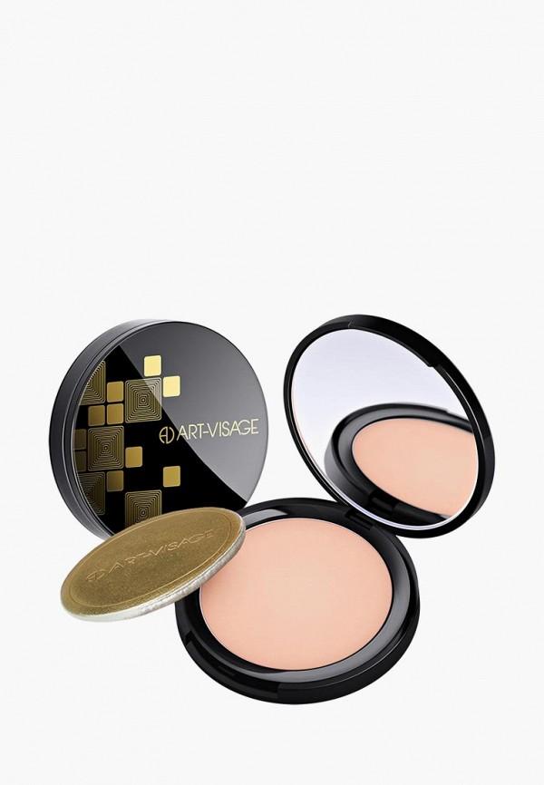 Пудра Art-Visage Perfect skin для жирной и комбинированной кожи