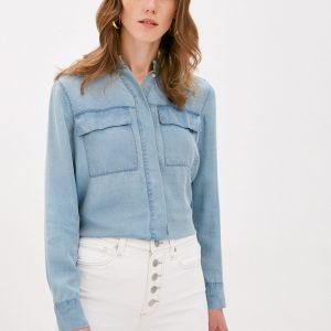Рубашка джинсовая Banana Republic