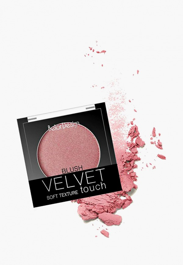 Румяна BelorDesign Velvet Touch