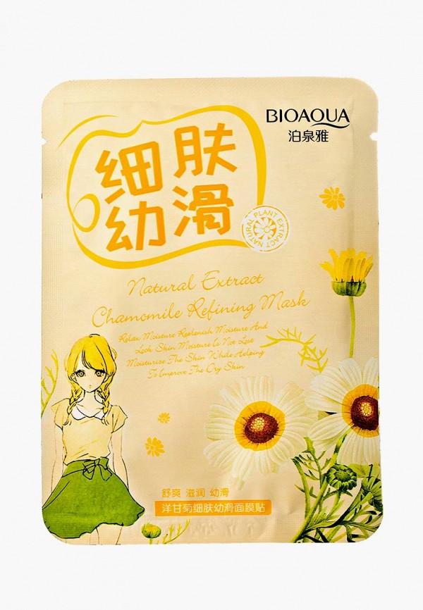 Маска для лица Bioaqua Очищающая с экстрактом ромашки Natural Extract 30 грамм